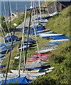 TA1281 : Filey Sailing Club by Paul Harrop