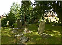 SK4641 : Stanton Road Cemetery, Ilkeston by Alan Murray-Rust
