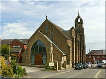 SK4641 : Roman Catholic Church of Our Lady and St Thomas of Hereford, Ilkeston by Alan Murray-Rust