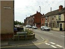 SK4641 : Stanton Road, Ilkeston by Alan Murray-Rust