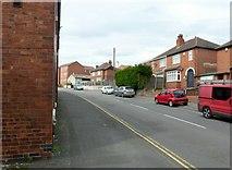 SK4641 : Park Road, Ilkeston by Alan Murray-Rust
