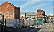 J3374 : Nos 40-44 Kent Street, Belfast (August 2017) by Albert Bridge