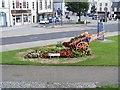 J4187 : Carrickfergus flowers [1] by Michael Dibb