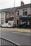 ST3288 : Sammy's Barber Shop, Church Road, Newport by Jaggery