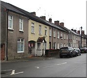 ST3288 : Duckpool Road houses, Newport by Jaggery