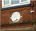 SK4433 : Diamond Jubilee plaque, Draycott by Alan Murray-Rust
