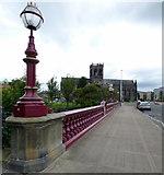 NS4863 : Abbey Bridge by Thomas Nugent