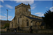 SP5206 : Former St Cross church by Christopher Hilton