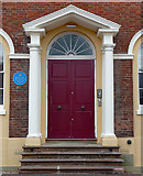 SO6024 : Detail of 10 Old Gloucester Road, Ross-on-Wye by Stephen Richards
