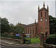 NY4057 : St Michael's Church, Stanwix, Carlisle by Neil Theasby