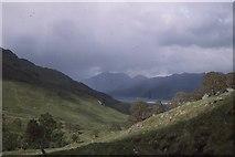 NG8702 : Glen Unndalain path by Richard Webb