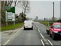 SJ2617 : Northbound A483 near Penthryn-fawr by David Dixon