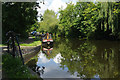 TQ0483 : Grand Union Canal, Uxbridge by Stephen McKay