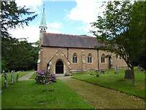 SO7888 : The Church of Holy Innocents, Tuckhill by Philip Halling