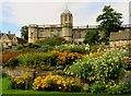 SP5105 : The Memorial Garden in Christ Church by Steve Daniels