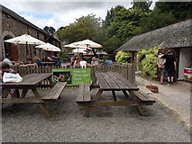 SX4268 : Cotehele National Trust property by Robert Ashby