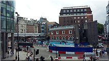 TQ2879 : Terminus Place, Victoria Station by Watling