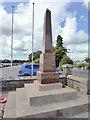 SN0403 : War Memorial, Carew by PAUL FARMER