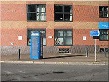 SE3033 : WiFi hotspot, Hunslet Road by Keith Edkins