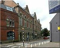 SJ9223 : The Borough Hall, Eastgate Street, Stafford by Alan Murray-Rust