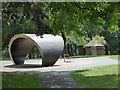 SO8275 : Brinton Park, Kidderminster by Chris Allen