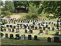 SO8276 : Kidderminster Cemetery by Chris Allen