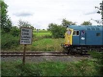 SK2947 : D5343 at Willow Crossing by Ian Calderwood