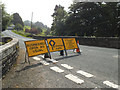 SE0263 : Road Closed in Hebden by Stephen Craven