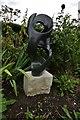 SU9279 : Dorney Court, August 2017 Sculpture Exhibition 7 by Michael Garlick