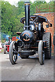 SJ6903 : Blists Hill Victorian Village - steam road locomotive by Chris Allen