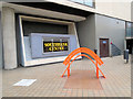 TQ3080 : Modified social benches by Paul Gillett