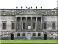 NT2159 : Portico of Penicuik House by M J Richardson