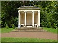 SO8744 : Island Temple, Croome Park by Philip Halling