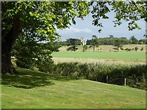 SO8844 : View across Croome Park by Philip Halling