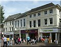 SJ9223 : 34-37 Gaolgate Street, Stafford by Alan Murray-Rust