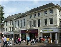 SJ9223 : 34-37 Gaolgate Street, Stafford by Alan Murray-Rust
