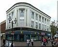 SJ9223 : Former Montague Burton (tailors) building, Gaolgate Street by Alan Murray-Rust