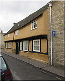 SP0202 : Grade II (star) listed number 33 Gloucester Street, Cirencester by Jaggery