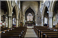 TF2569 : Interior, St Mary's church, Horncastle by Julian P Guffogg