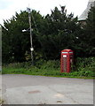 SO2314 : K6 phonebox, Llanelly, Monmouthshire by Jaggery