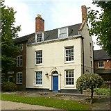 SJ9223 : 6 St Mary's Grove, Stafford by Alan Murray-Rust