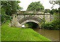 SJ9528 : Salt Bridge, No.82, Trent and Mersey Canal by Alan Murray-Rust