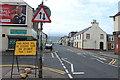 NX1897 : Dalrymple Street, Girvan by Billy McCrorie