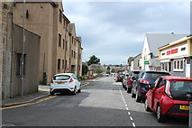 NS3525 : Kyle Street, Prestwick by Billy McCrorie