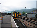 NN1074 : Evening at Fort William by John Lucas