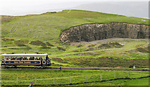 SH7683 : Quarry on Great Orme by Trevor Littlewood