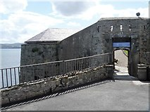 C2838 : Dunree Fort [3] by Michael Dibb