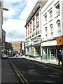 TR3570 : Looking NNW along the High Street by John Baker