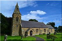 NU0049 : St Peter's Church, Scremerston by David Martin