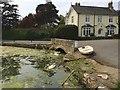 SZ6388 : Bridge at Mill Road, St Helen's by Paul Coueslant